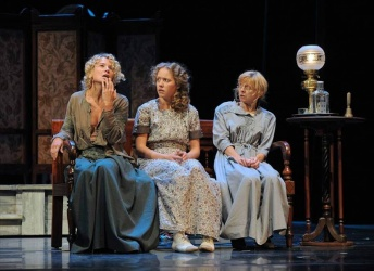 Three Sisters review at Piccadilly Theatre, London